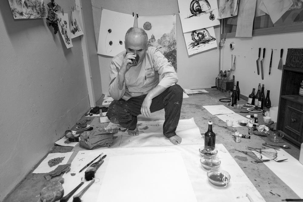 Thierry Moyne vin et creativite